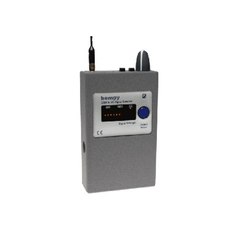 Detector de Frecuencias Móviles 3G GSM UMTS
