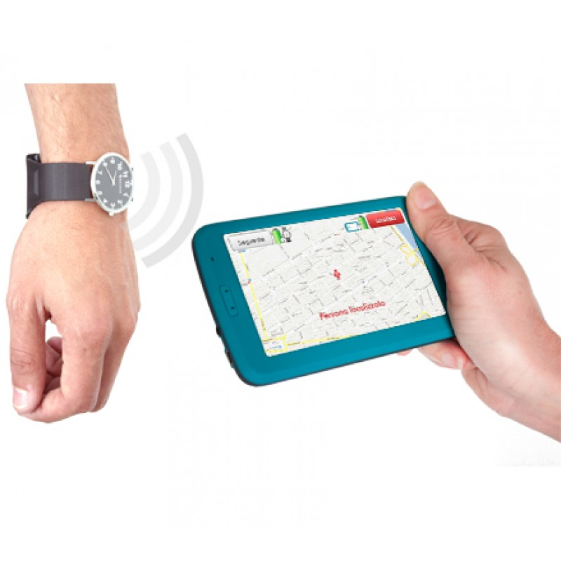 Localizador GPS GSM para personas Keruve